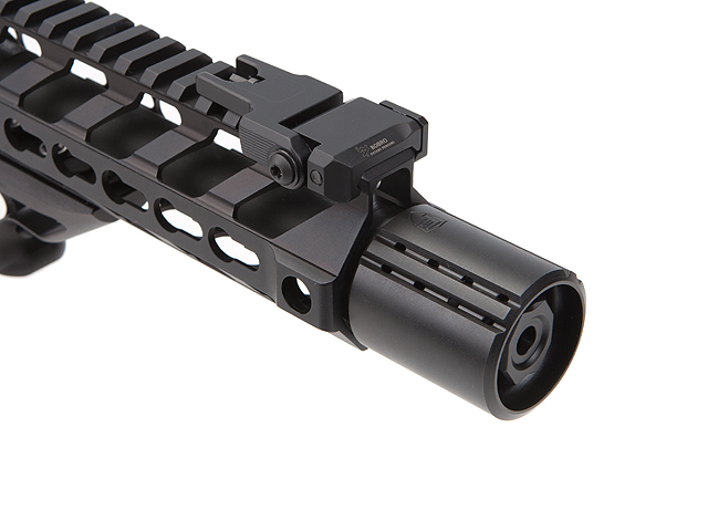 Control & BLACK Nitride 556MM Muzzle Brake - Bundle Pack