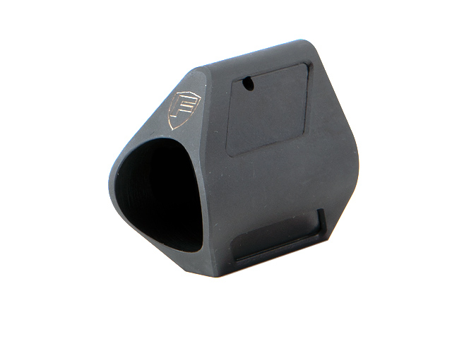 Low Profile Gas Block - Black