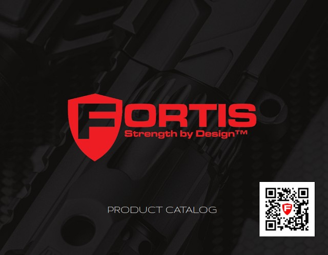 Fortis Mfg 2021 Catalog