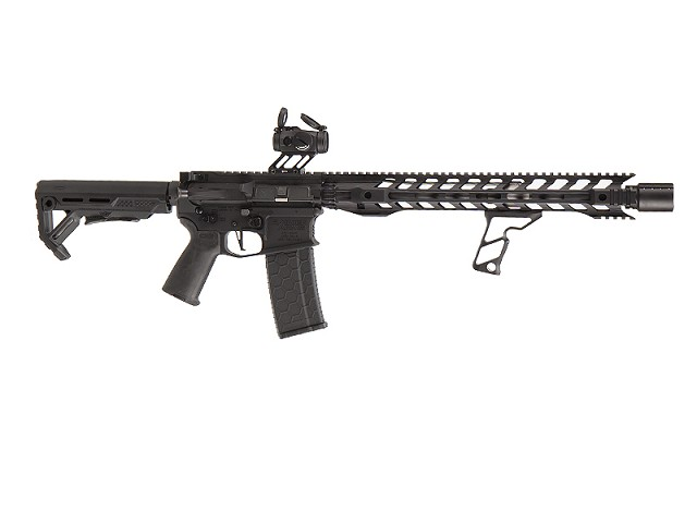 "16"" Night Rail™ 556MM Free Float Rail System - MLOK"